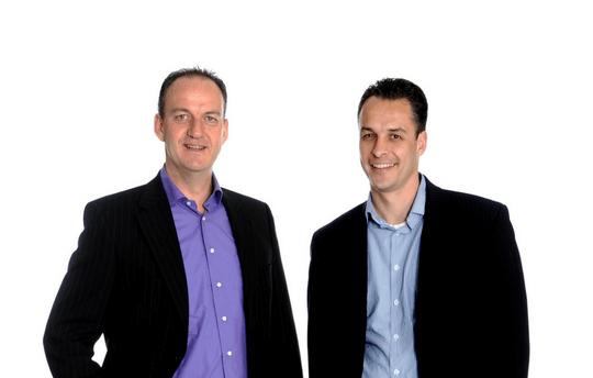 Bonne Huitema & Marco van der Wal